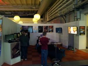 Innovativa Blekinge's booth